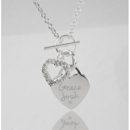 Personalised Name Birthday Necklace