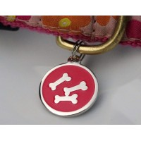 Personalised Dog ID Bone Tag