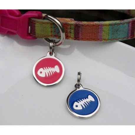 Personalised Cat ID Tag